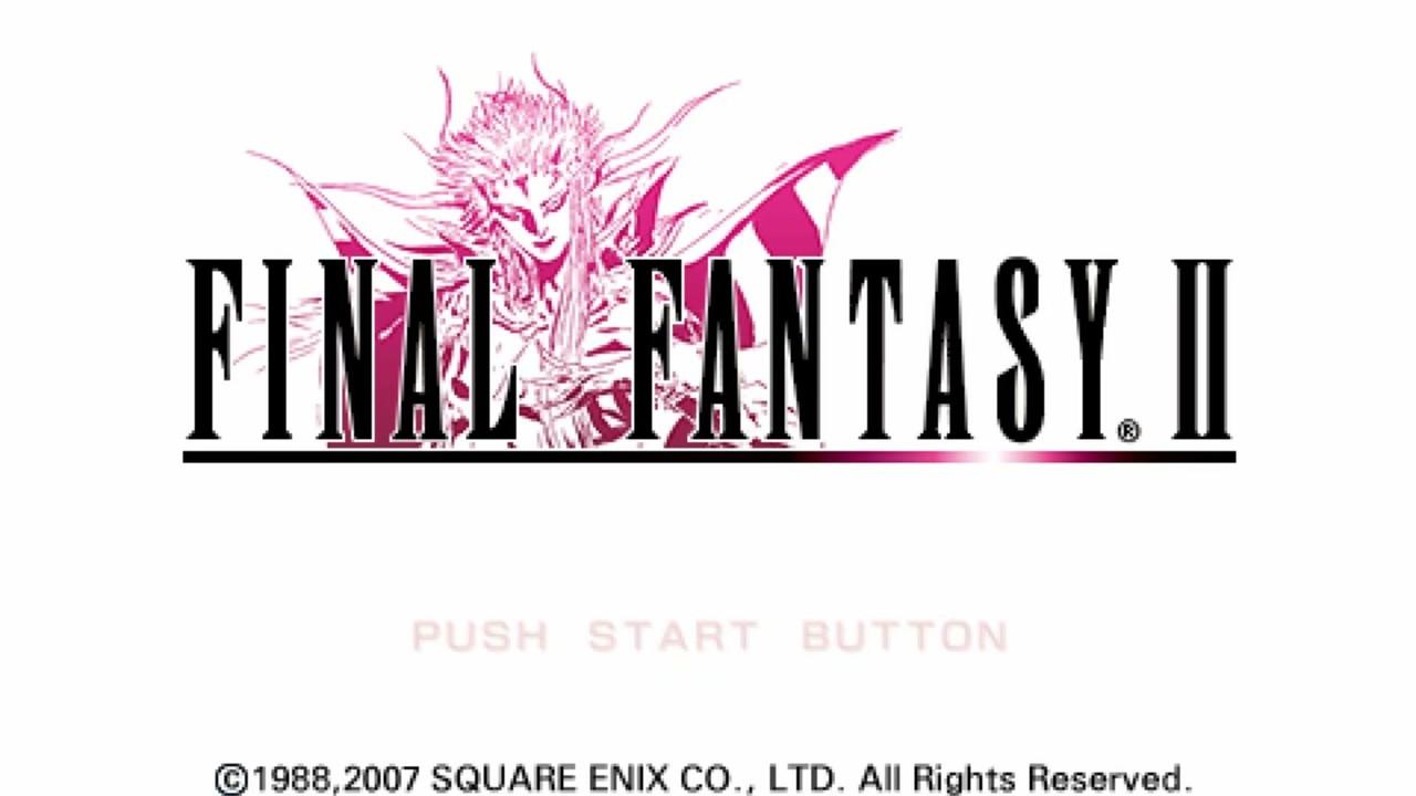 最终幻想2----轮班的4号,白给的敏武